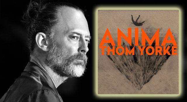 Thom Yorke - ANIMA 2019