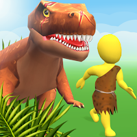 Dinosaur attack simulator 3D Mod Apk