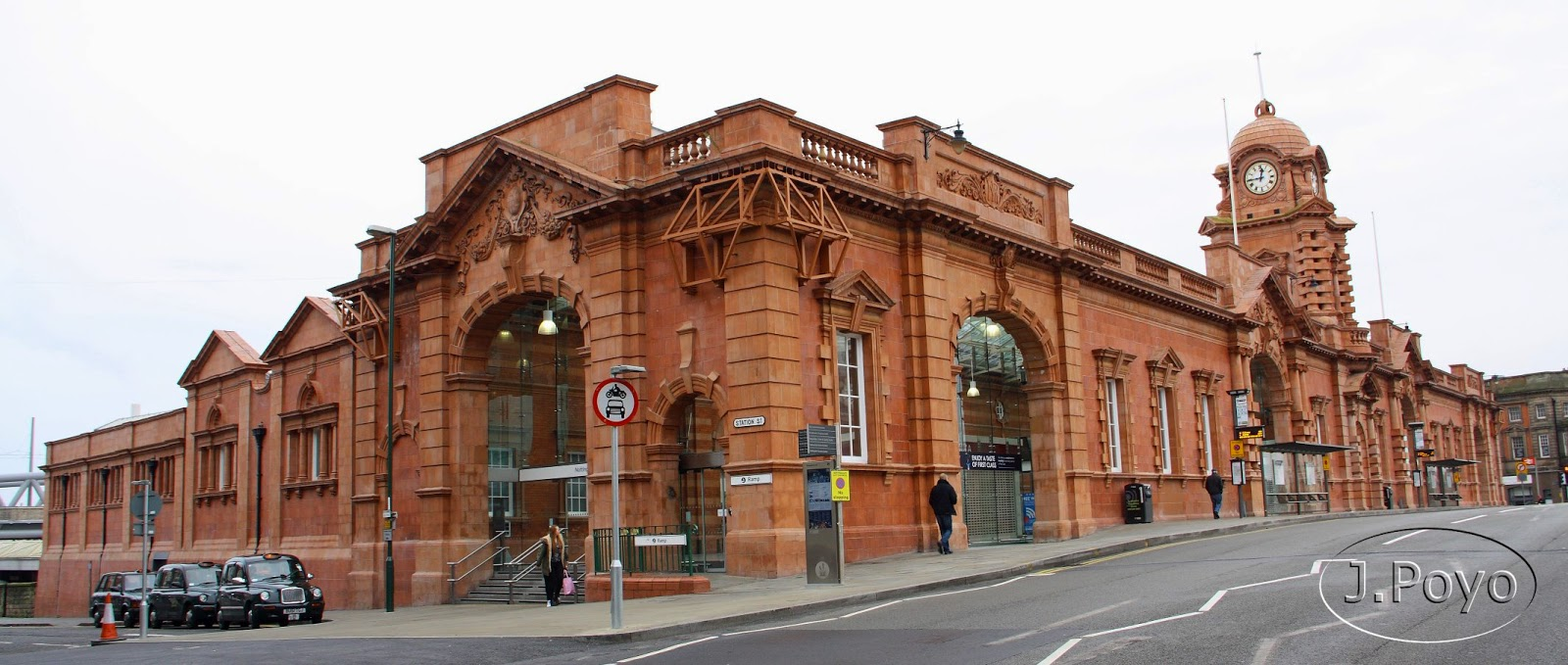 Midland Station de Nottingham