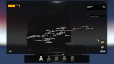 Map Jowo V6 Add-on Map Ori ETS2 1.37 - 1.41