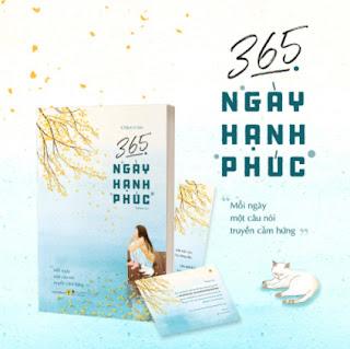365 Ngày Hạnh Phúc - Mỗi Ngày Một Câu Nói Truyền Cảm Hứng ebook PDF EPUB AWZ3 PRC MOBI