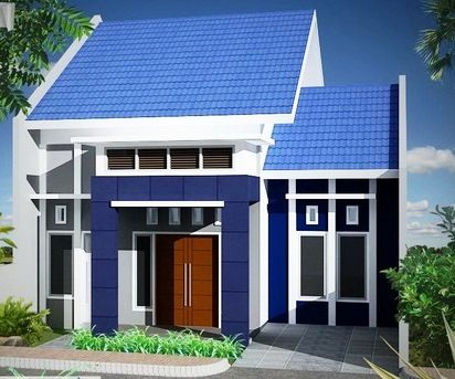 Contoh Desain Rumah Minimalis 1 Lantai Type 36