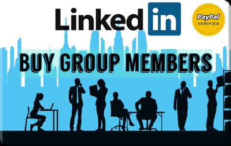 Buy LinkedIn Group Members