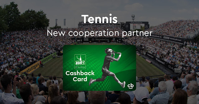 MercedesCup Tennis - new cooperation partner of Cashback World