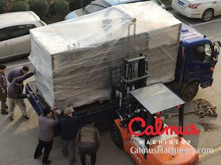 Bag-in-Box Aseptic Filler ASP-BIBF100A Shipped to Jiangsu China -2