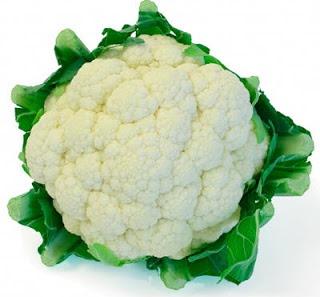 Foto del vegetal Coliflor