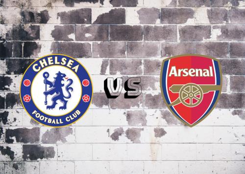 Chelsea vs Arsenal  Resumen y Partido Completo