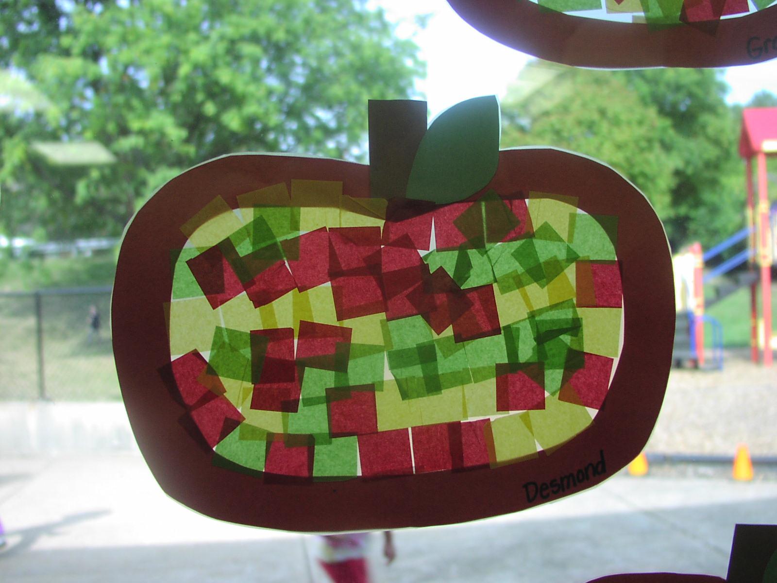 Keen On Kindergarten Fall Crafts