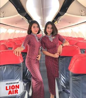 Tahapan Tes Pramugari Lion Air 2020 berdasarkan pengalaman