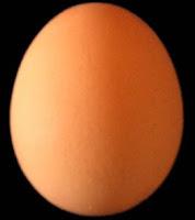 Imagen de un huevo parado