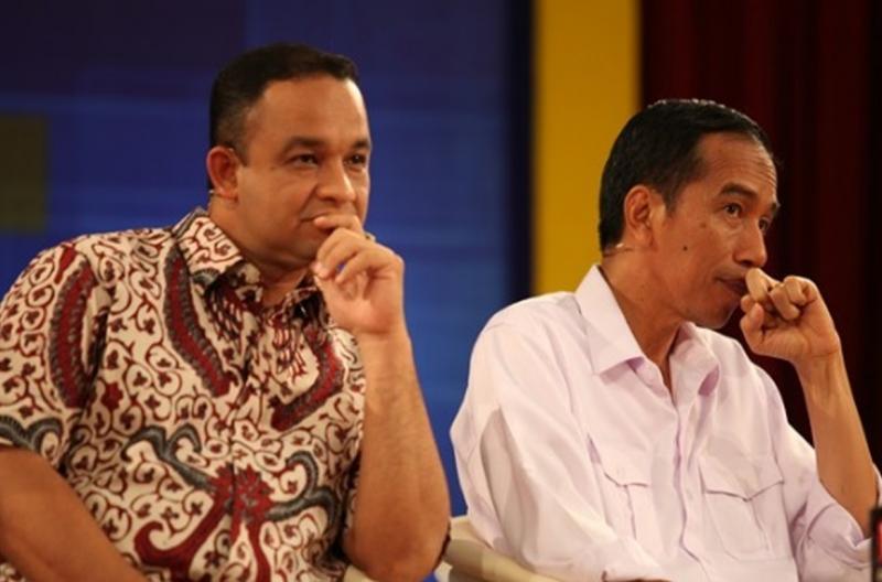 Jokowi Harus Ubah Kabinet Sebelum Dijatuhkan, DPRD DKI Angketkan Anies