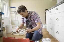 Hvordan Paint kjøkken