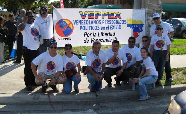 Venezolanos en el exilio apoyaron juicio a Maduro por corrupción
