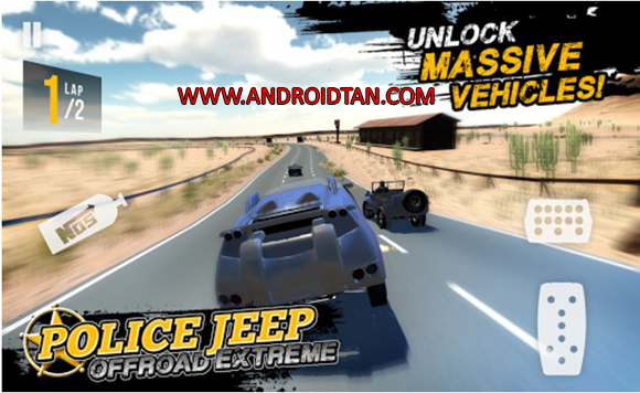 Police Jeep Offroad Extreme Mod Apk Free