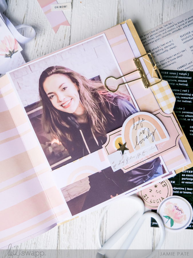 Bringing Even More Meaning To Scrapbooking by Jamie Pate