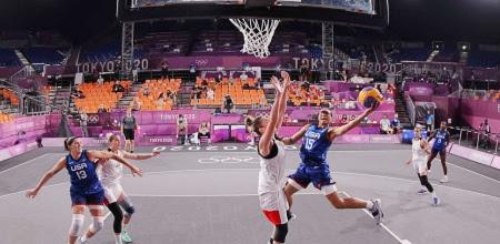 Baloncesto 3x3 en Tokio 2020