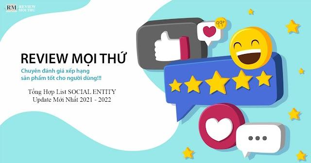 [Tổng Hợp] List Social Entity DR cao Update 2021 - 2022 website Review Mọi Thứ