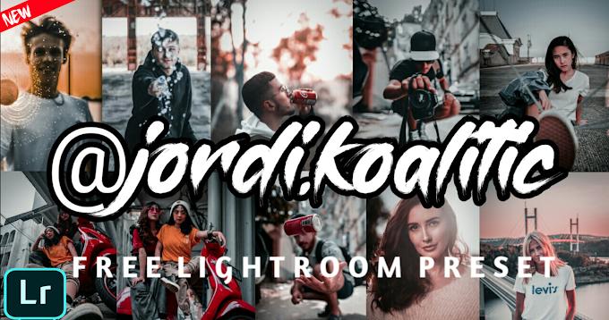 How To Download @jordic.koalitic inspired Mobile | Lightroom Preset for Free | Lightroom  Mobile Tutorial 2019