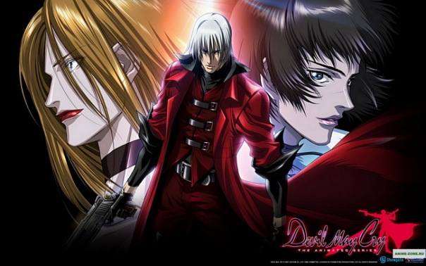 Devil May Cry BD Subtitle Indonesia