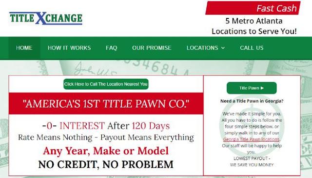 the title exchange best loans xchange fast cash