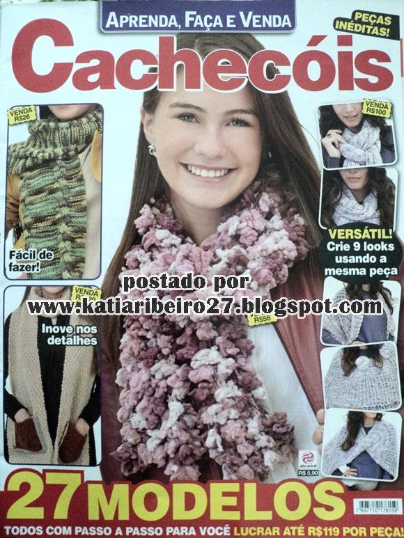 Revistas Completas - Cachecóis 4b7e501ee24
