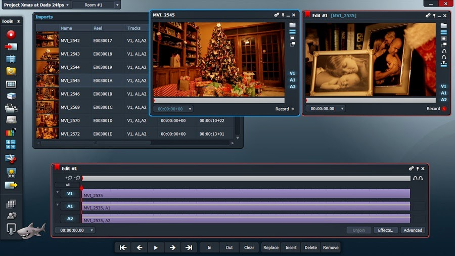 Sinada@blogspot: Lightworks: Free, powerful video editing software