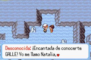 Pokemon Lost Treasure para GBA Nuevos Amigos y Compañeros