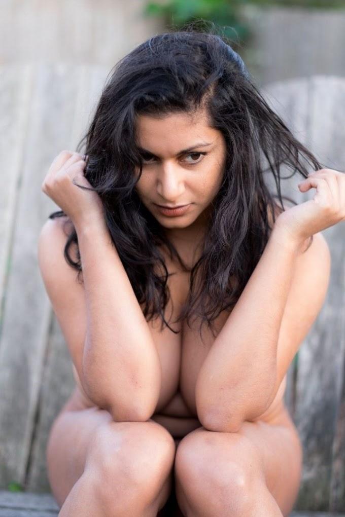 Instagram hot Model devi Nude images | Model Devi Hot photos