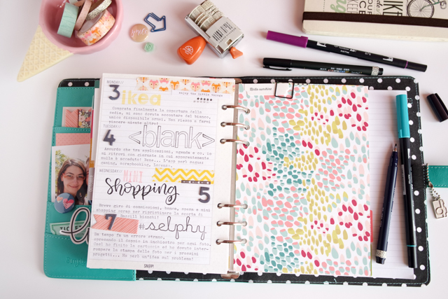 scrappin'planner by kushi settembre ottobre 2016 12| www.kkushi.com