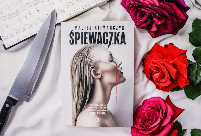 """""""Śpiewaczka"""" Maciej Klimarczyk"""