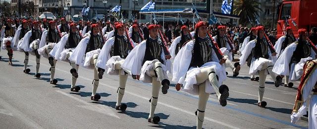 25η Μαρτίου: Παρέλαση με έφιππους, παραδοσιακές στολές και «Ραφάλ»-Τι σχεδιάζεται (ΒΙΝΤΕΟ)