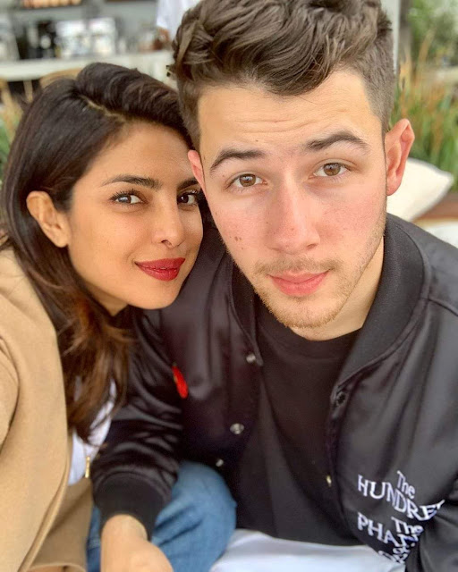 Priyanka Chopra & Nick Jones