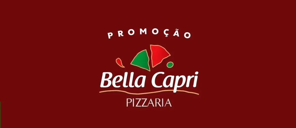 Promoção Bella Capri Pizzaria 2020 Um Ano Pizza Grátis e Vale-Viagem 18 Mil Reais