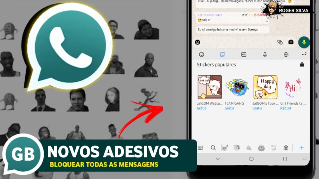 Melhor whatsapp gb
