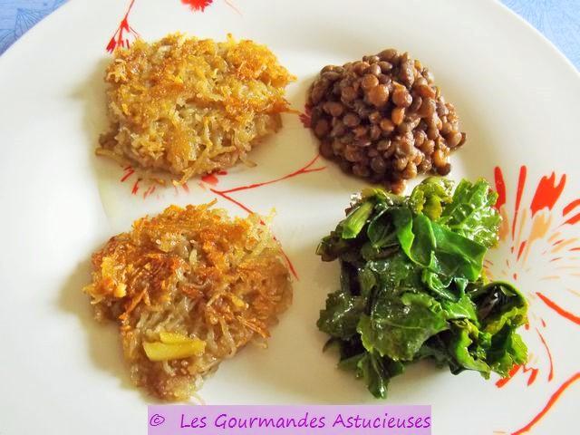 Les gourmandes astucieuses cuisine v g tarienne bio - Cuisiner des topinambours ...