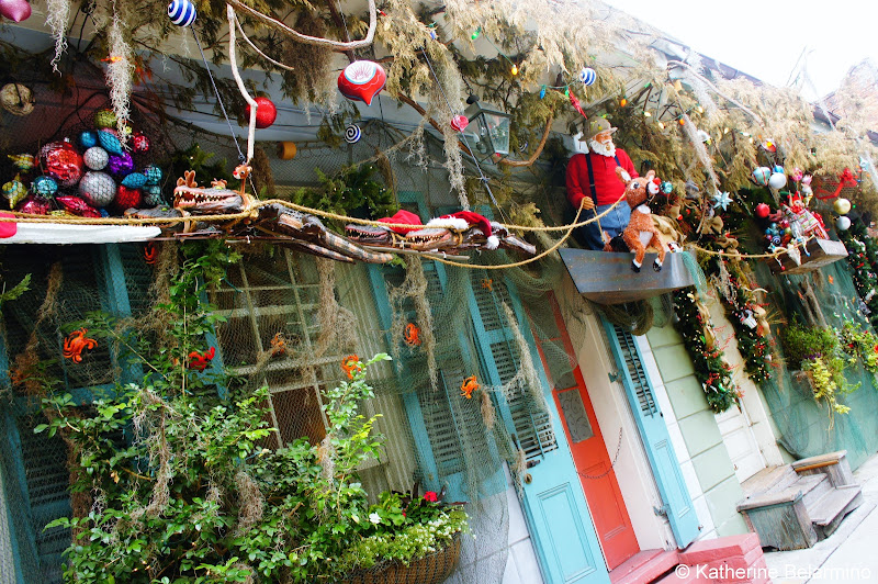 New Orleans Christmas Decorations