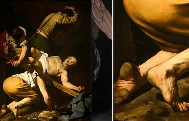 """""""Crucificação de São Pedro"""""""