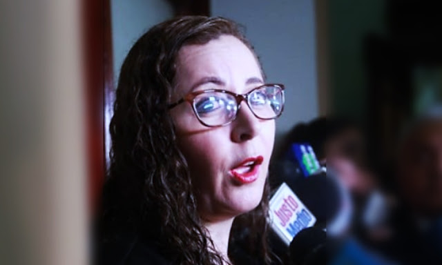 Rosa Bartra citó a Jesucristo para negar blindaje a Pedro Chávarry