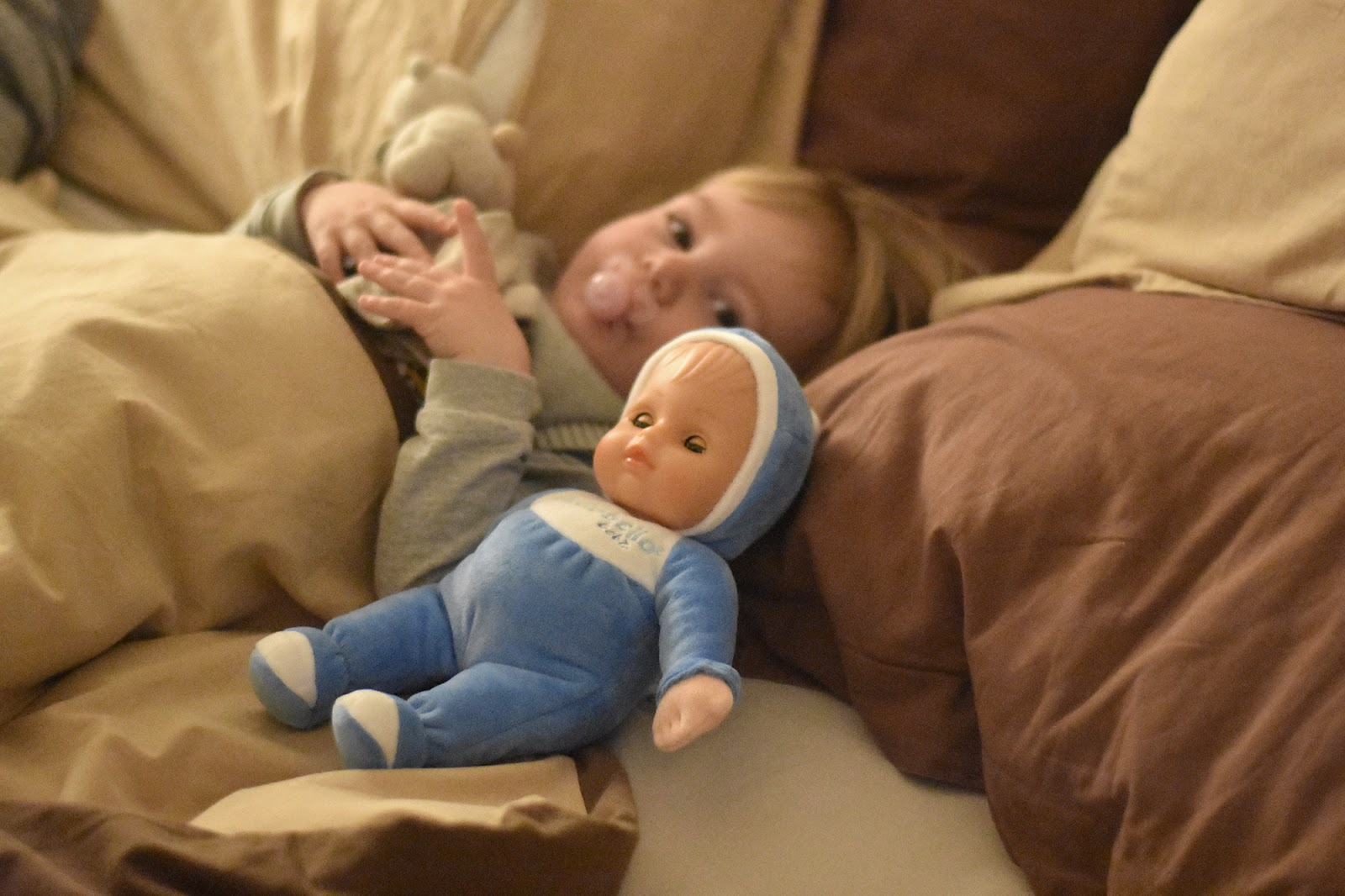 bambolotto per la nanna