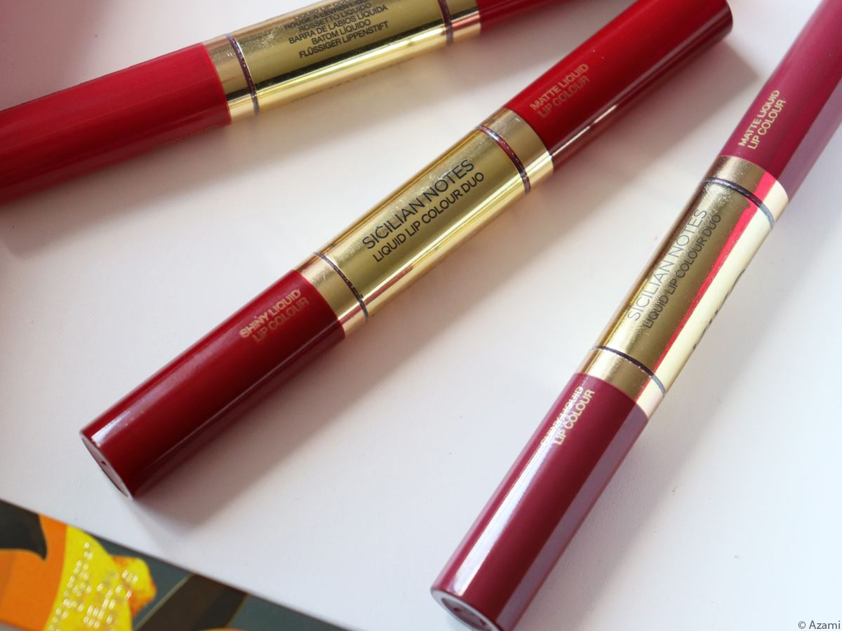 Kiko Milano | Sicilian Notes Summer 2019 Collection Liquid Lip Colour Duos 05 07 08 - Review & Swatches - Avis Rouge à lèvres - Paris & London Makeup Artist & Beauty Blogger