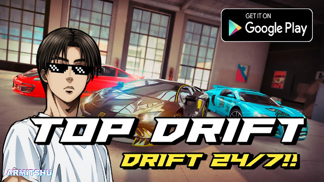 Top drift - online car racing