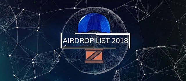 airdrop-terbaru-2018