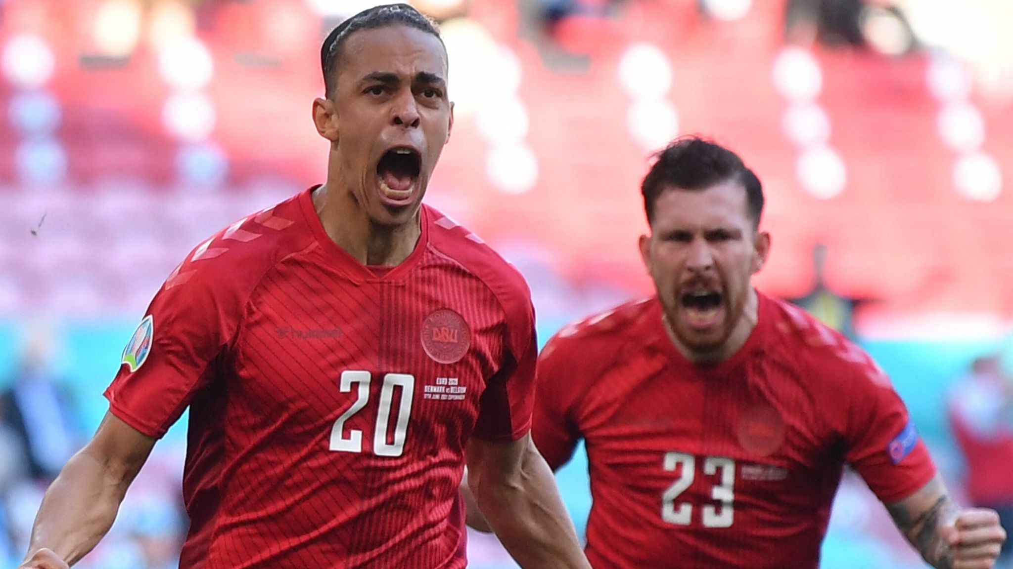 Denmark aim for maximum points against Russia