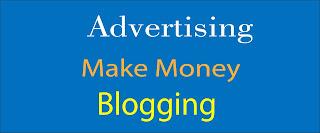 Earn money from advertising