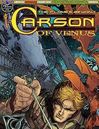 Carson of Venus: The Flames Beyond