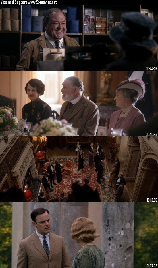 Downton Abbey 2019 Dual Audio Hindi 720p BluRay 1GB