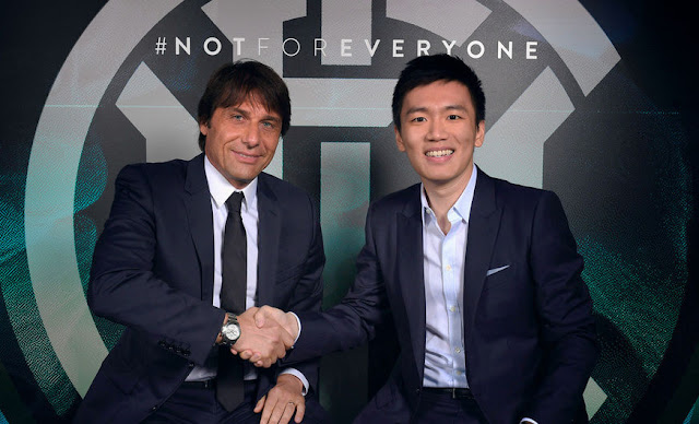 Inter Milan Pastikan Conte Sebagai Pelatih Baru