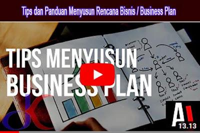 Menjalankan bisnis | Membuat perencanaan bisnis