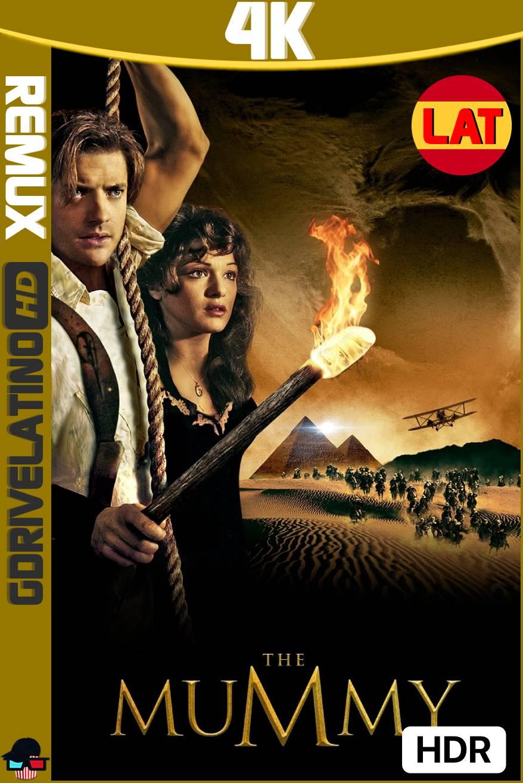 La Momia (1999) BDRemux 4K HDR Latino-Ingles MKV