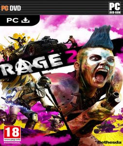 RAGE 2 + DLCs Torrent - PC (2019)
